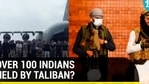 Taliban rounded up over 100 Indians at the Kabul airport, as per Afghan media (Agencies)