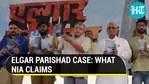 Elgar Parishad case: What NIA claims