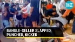 Bangle-seller slapped, punched, kicked in Indore