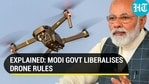 India notifies Drone Rules 2021