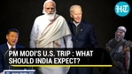 PM Modi expected to visit USA in last week of September for first physical meeting with President Joe Biden (Agencies)