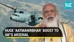 Huge 'aatmanirbhar' boost to IAF's arsenal