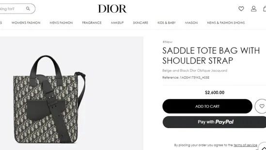 اگر آپ ڈائر بیگ کی قیمت کے بارے میں سوچ رہے ہیں تو ہمارے پاس آپ کے لیے تفصیلات ہیں۔  بیگ کی ایک بڑی قیمت ہے <span class =