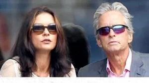 Catherine Zeta-Jones and Michael Douglas recently visited India.