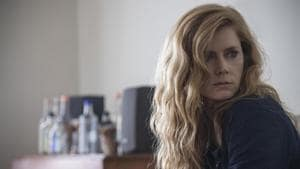 Amy Adams plays Camille Preaker in HBO's Sharp Objects.