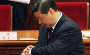 President Xi Jinping(Getty Images)