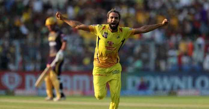 Every game I played for CSK gave me goosebumps: Imran Tahir | Hindustan Times