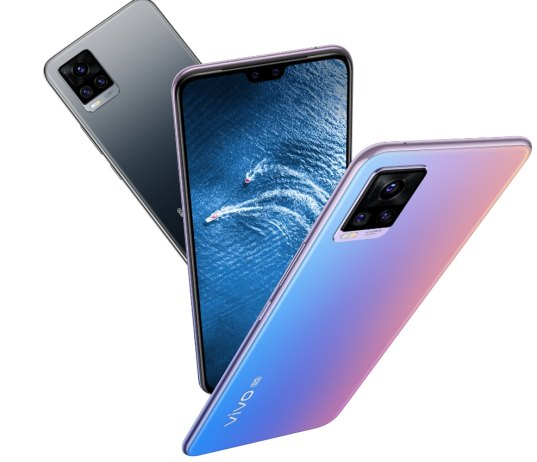 The Vivo V20 Pro will be available in two colour options - Sunset Melody and Midnight Jazz.