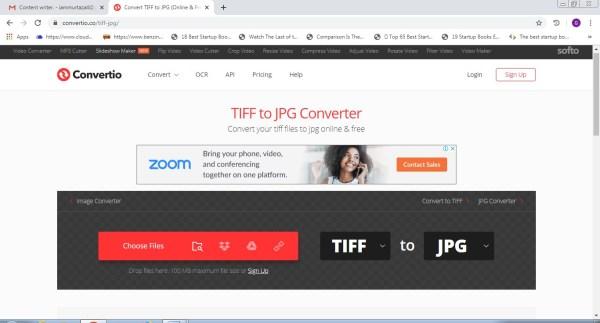 Top 6 Best TIFF to JPG Converter Online | HiPDF