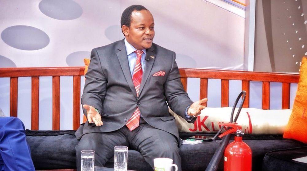 Ngunjiri Wambugu faults Ruto over early campaigns remark