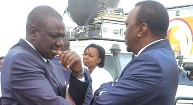 Uhuru, Ruto ruthlessly roasted by angry farmers