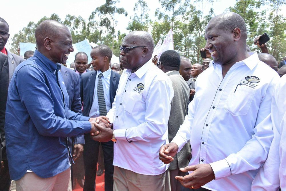 Raila's former Nyanza allies bounce back with support for Ruto