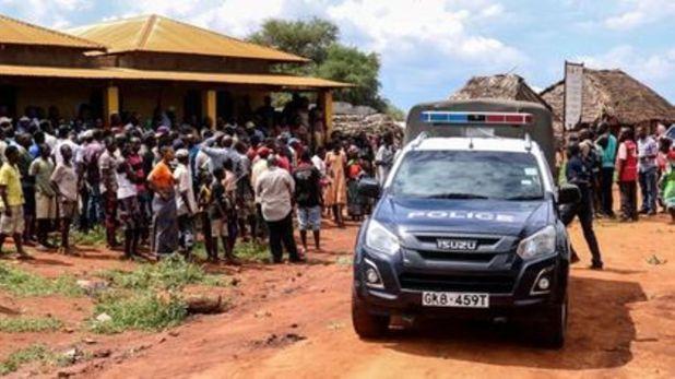 Image result for CRIME IN KENYA