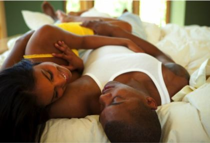 See what wife did after seeing her husband on bed with her daughter …