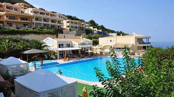 Ithea Suites Hotel, Corfu, Greece Holidays 2020/2021– Book ...