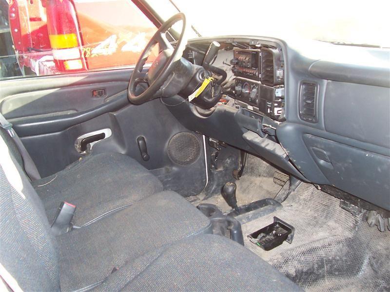 Used 2002 Chevrolet Truck Silverado 2500 Pickup Safety