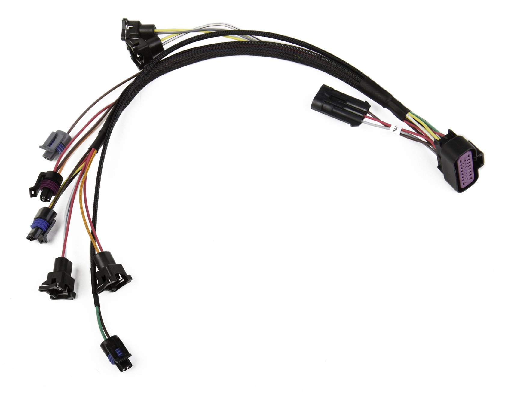 Quick Fuel 50 Qft Qfi 500 Throttle Body Wiring Harness