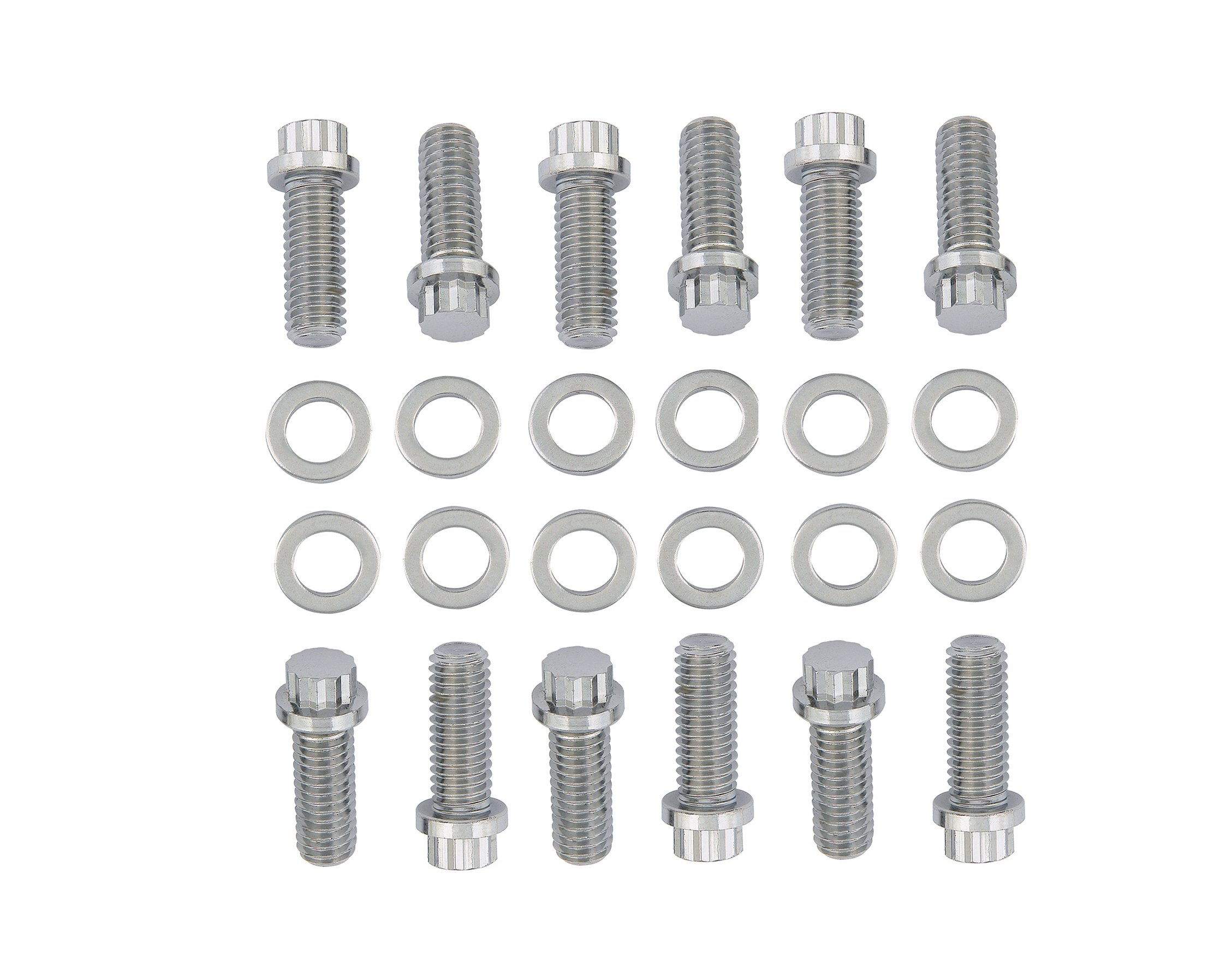 Mr Gasket Small Block Chevy Intake Manifold Bolt Kit