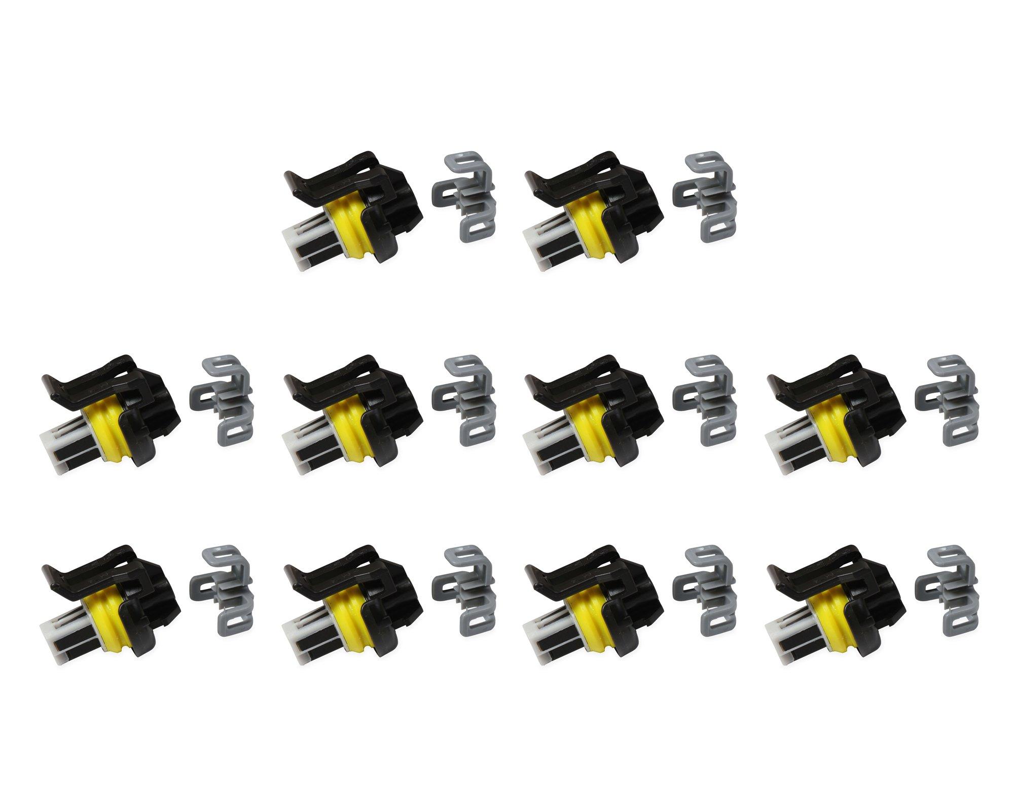 Holley Efi 570 306 Throttle Position Sensor And Pressure