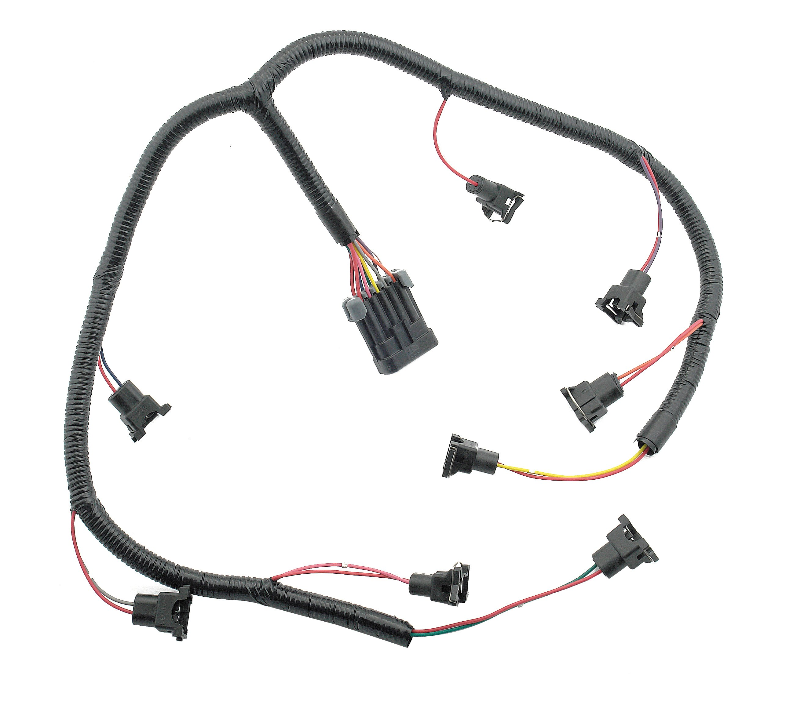 Accel Ford 5 0 Injector Harness