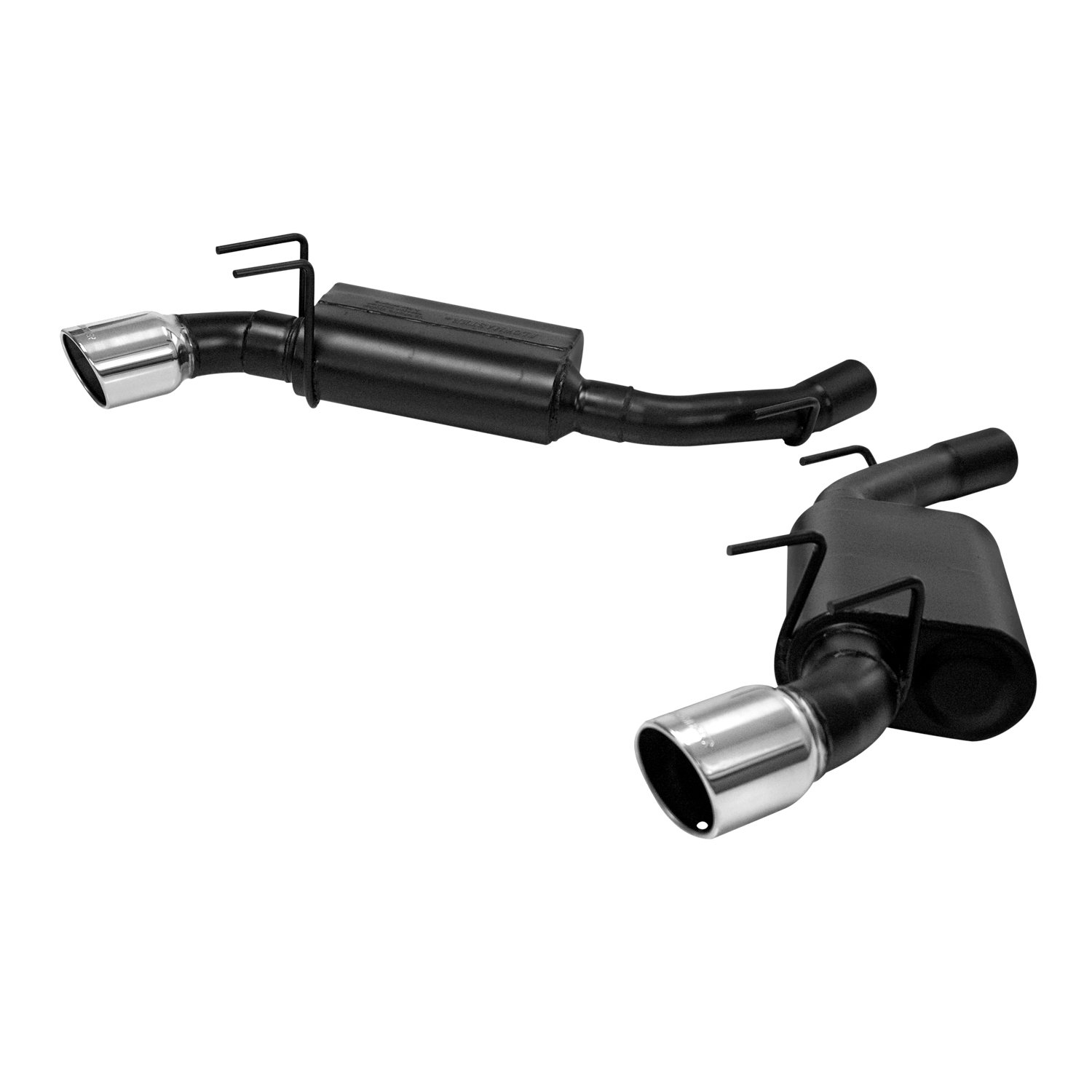 flowmaster force ii axle back exhaust system