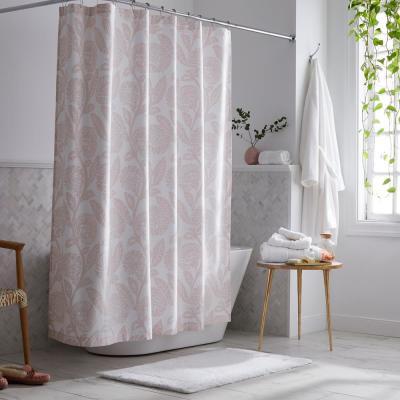 cotton 100 shower curtains