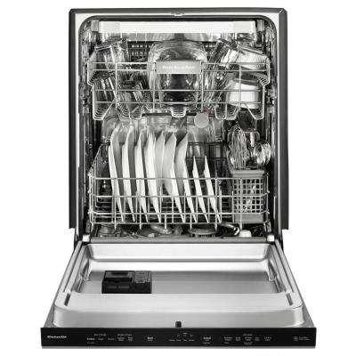 KitchenAid Built In Dishwashers Dishwashers The Home