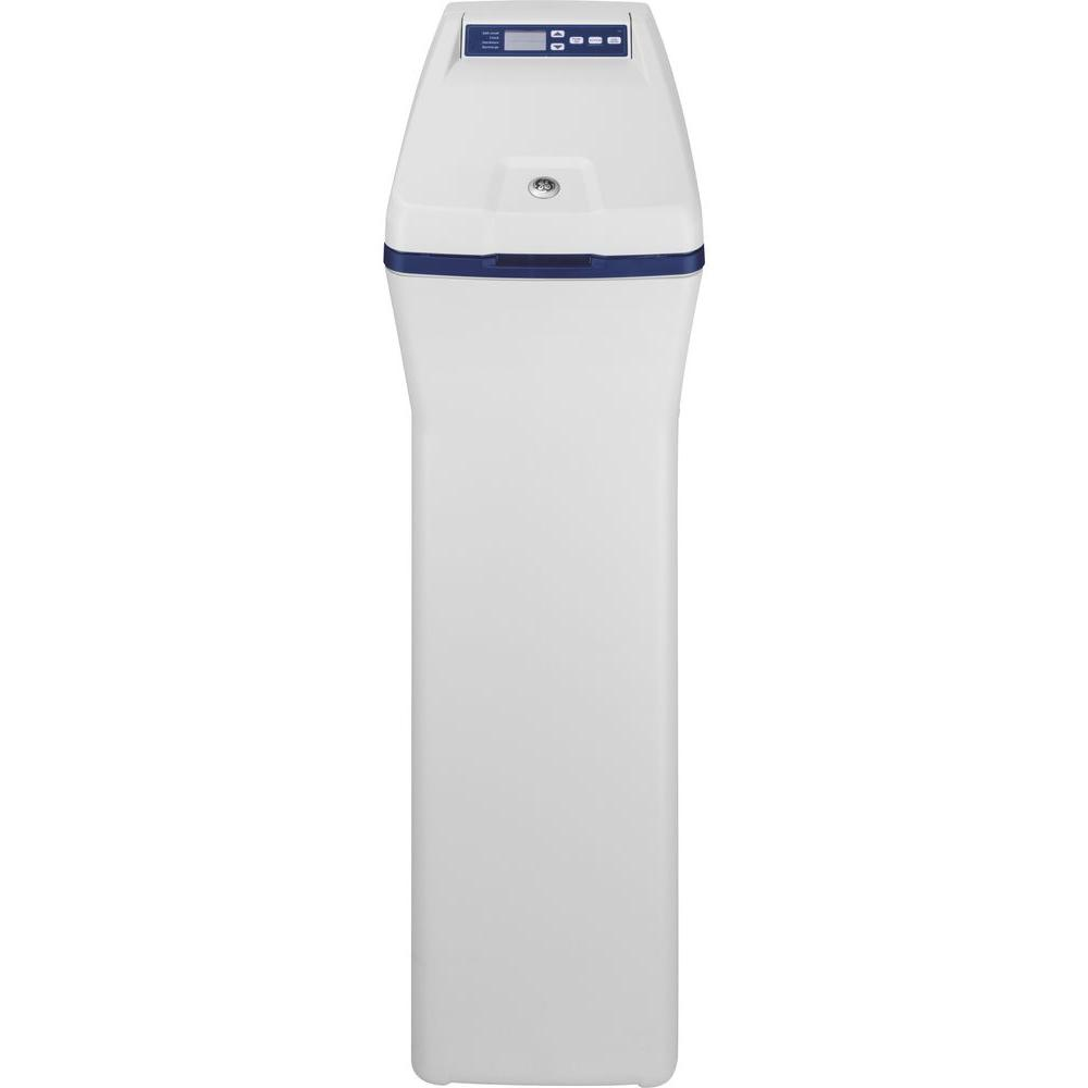 Ge 31 100 Grain Water Softener And Filter In One Gxmh31h The Home Depot