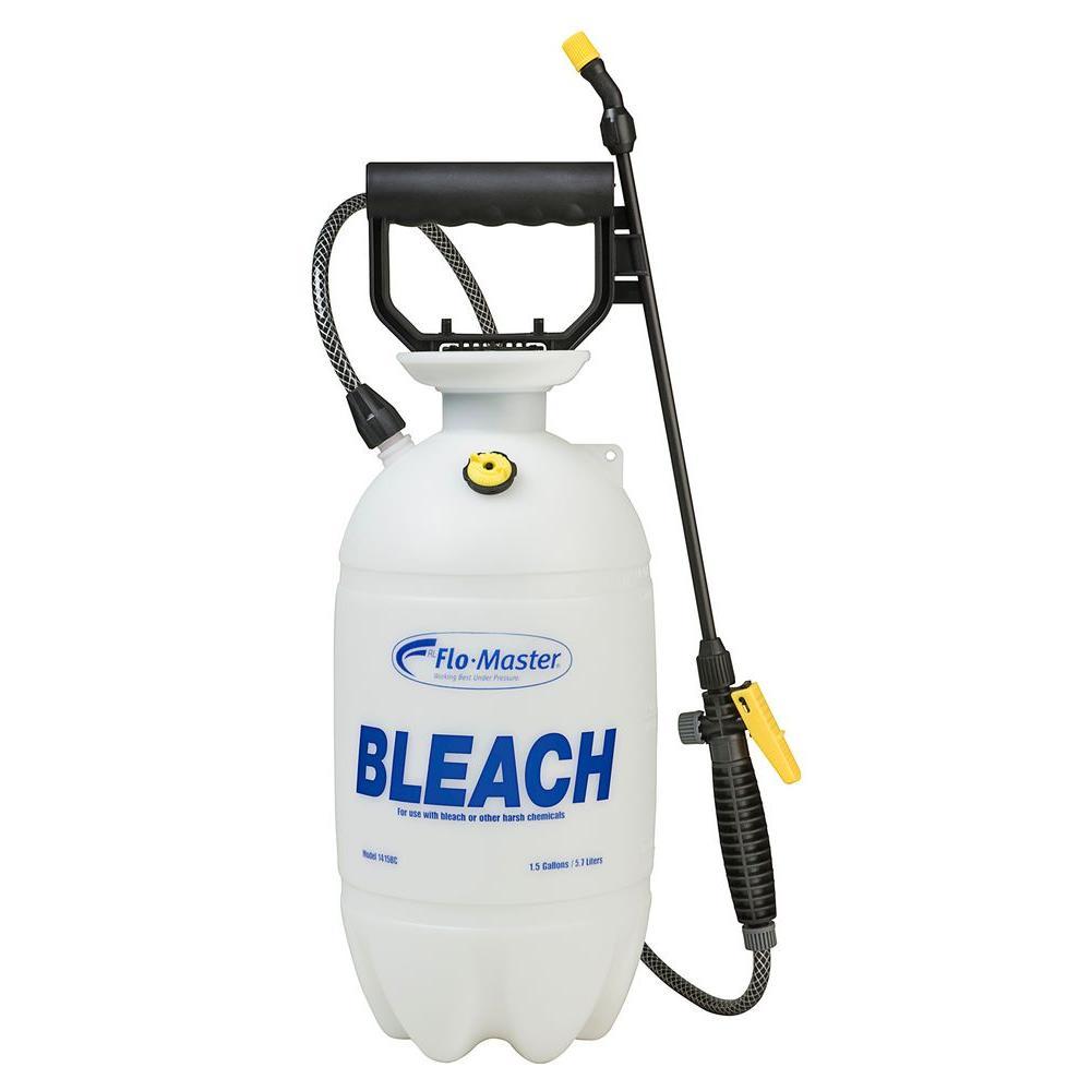 15 Gal Bleach Sprayer 1415BC The Home Depot