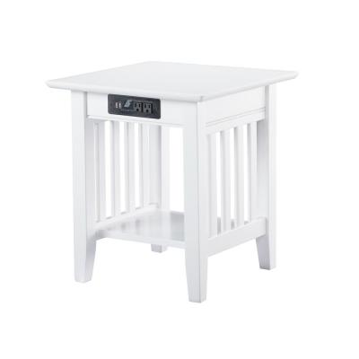 white end tables accent tables
