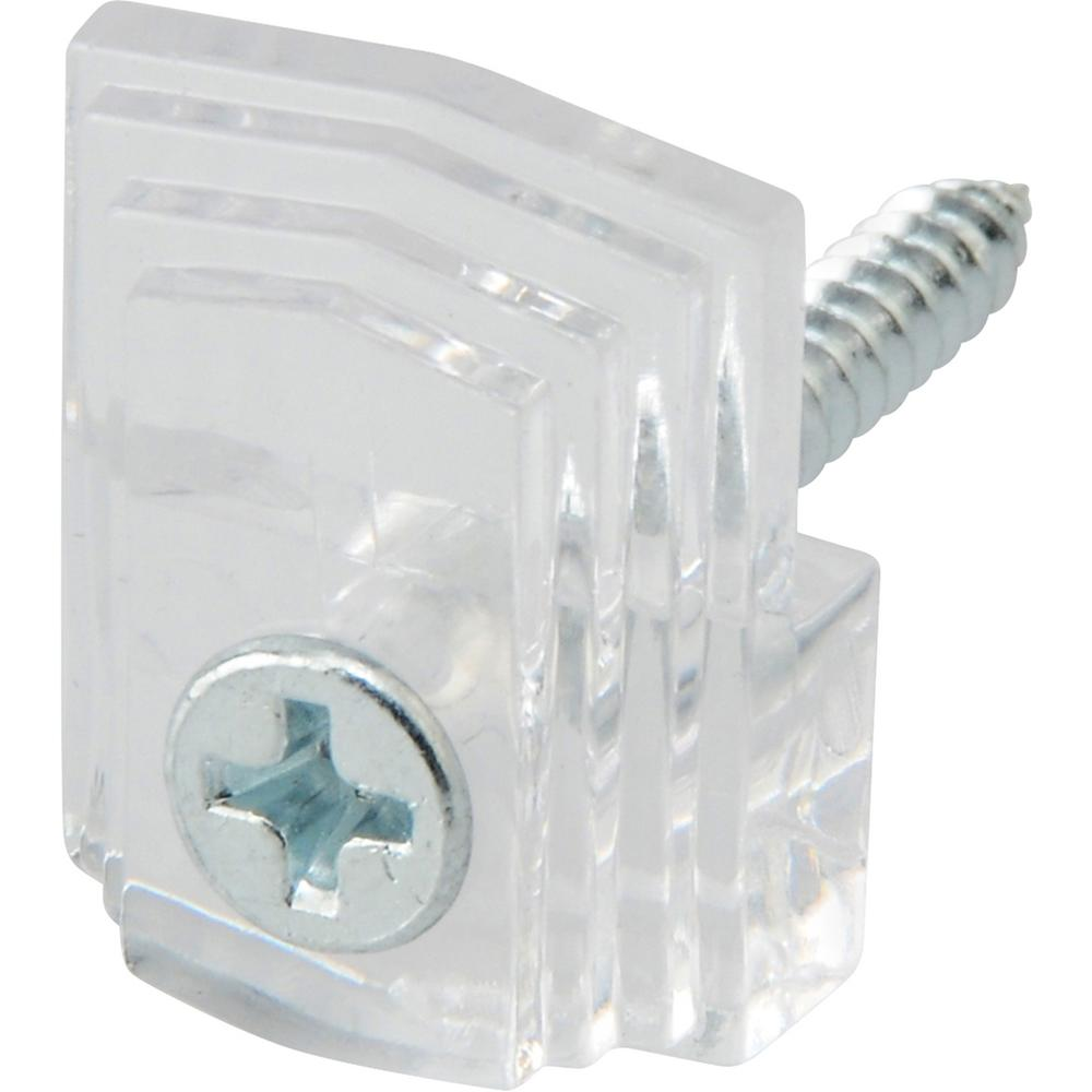 OOK 14 In 20 Lb Plastic Mirror Holder 4 Piece 50225 The Home Depot
