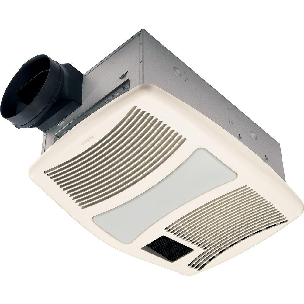 nutone qtxn series very quiet 110 cfm ceiling exhaust fan with