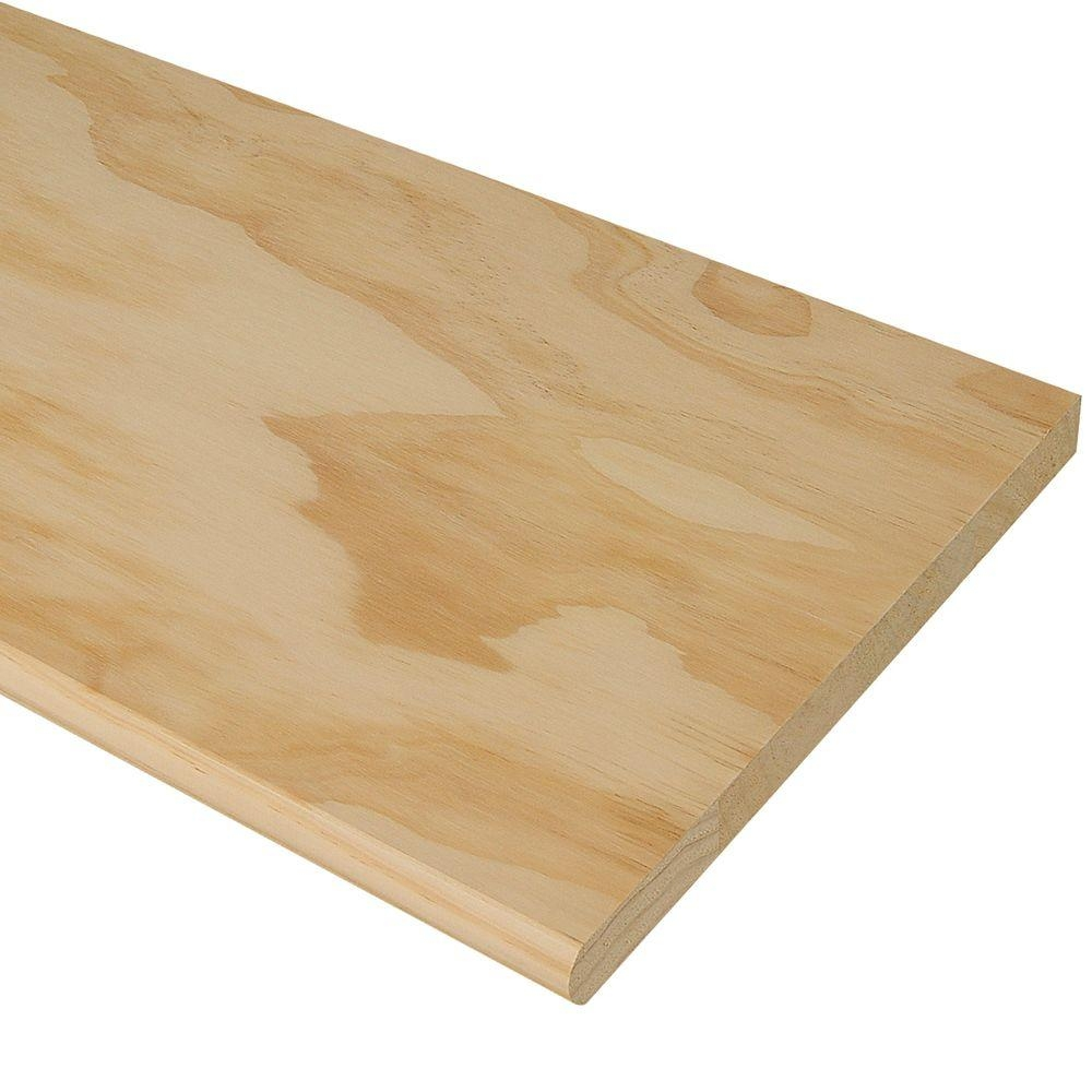 Stair Treads Risers Stair Parts The Home Depot | Prefab Wooden Stairs Home Depot | Front Porch | Stair Case | Stair Stringer | Modular Staircase | Spiral Staircase