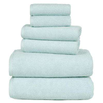 green - bath towels - bedding & bath - the home depot