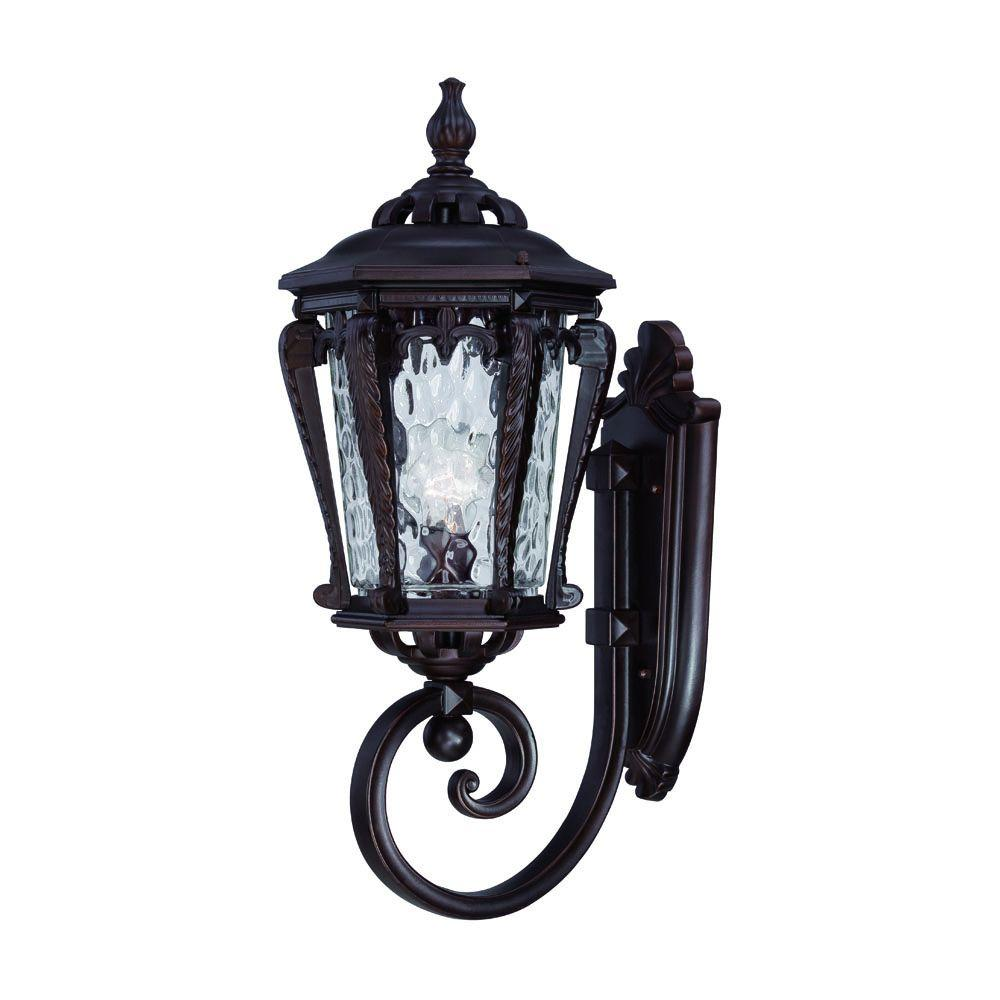 Acclaim Lighting Stratford Collection 1-Light ... on Outdoor Lighting Fixtures Wall Mounted id=20381