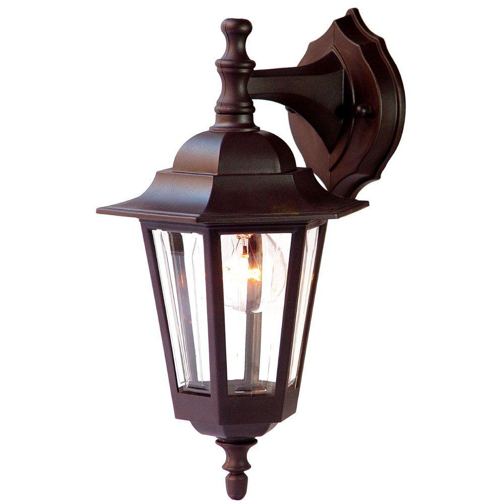 Acclaim Lighting Tidewater Collection 1-Light ... on Outdoor Lighting Fixtures Wall Mounted id=19600