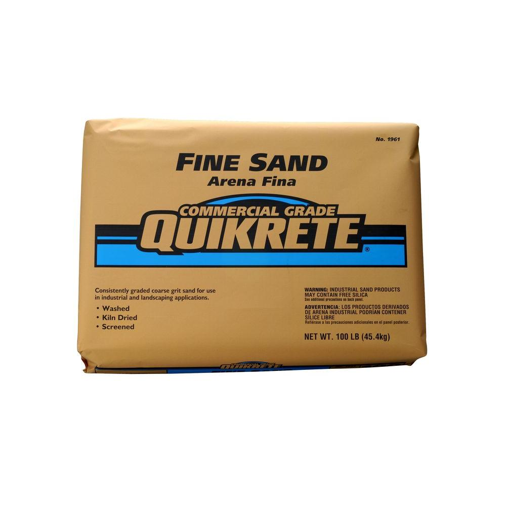Quikrete Lb Fast Setting Concrete Mix