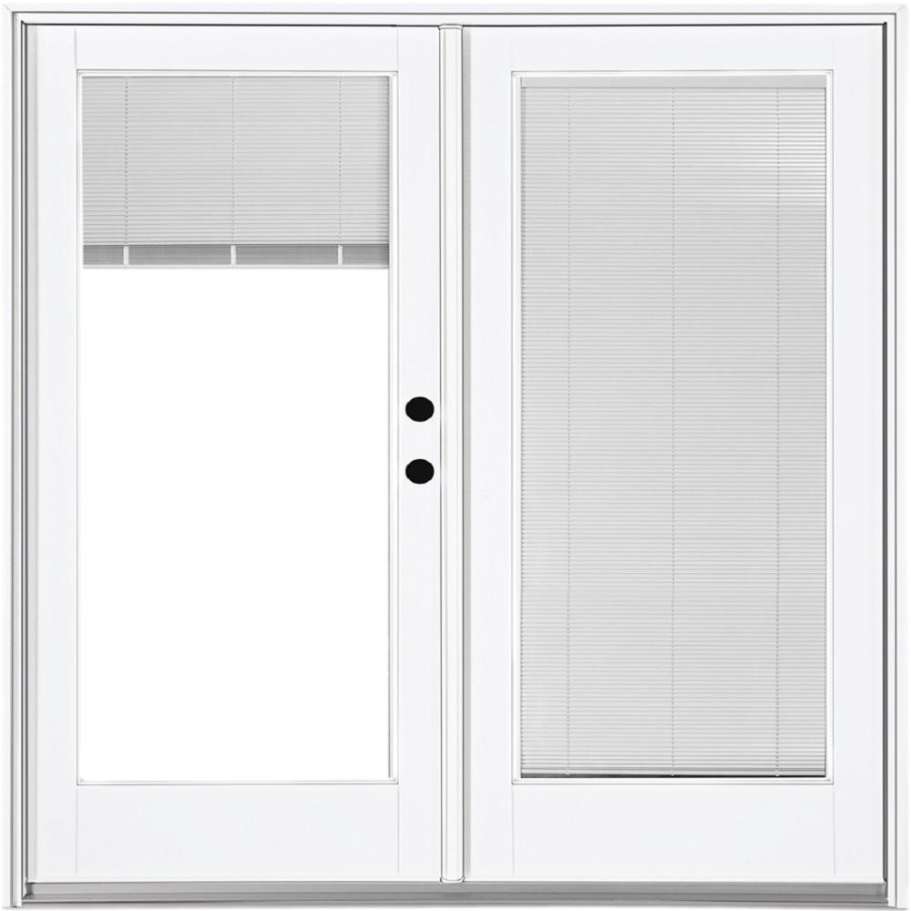 left hand inswing patio doors