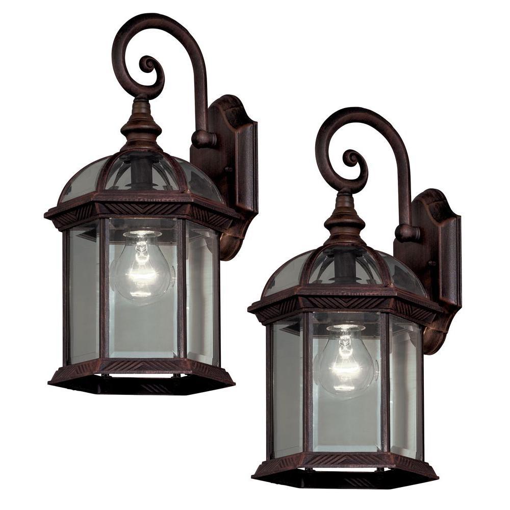 Mounted Outdoor Solar Lanterns