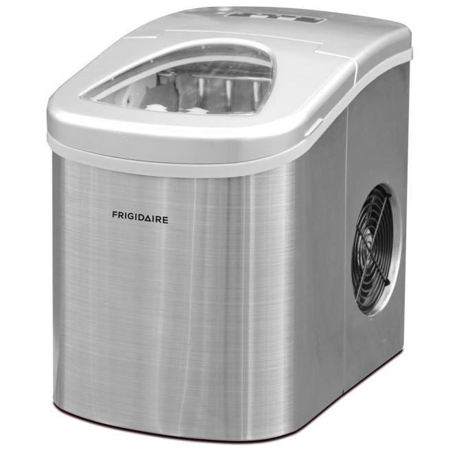 26 Lb Portable Countertop Ice Maker