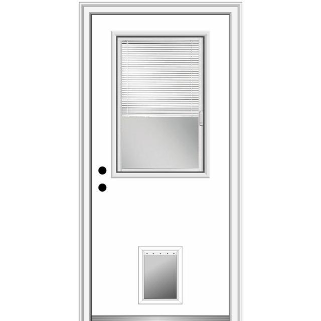 primed mmi door steel doors with glass emjf684blpr28r 64 1000