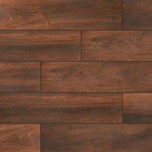 Wood   Porcelain Tile   Tile   The Home Depot Autumn Wood