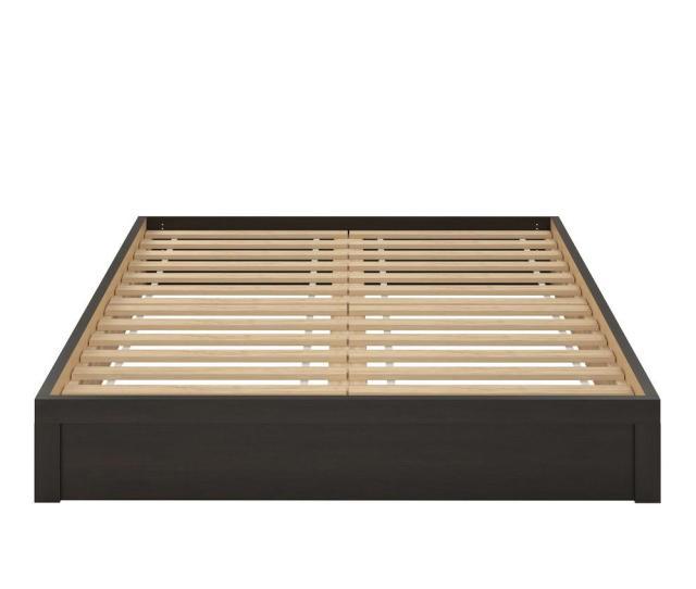 Arrowgate Platform Espresso Queen Size Bed Frame