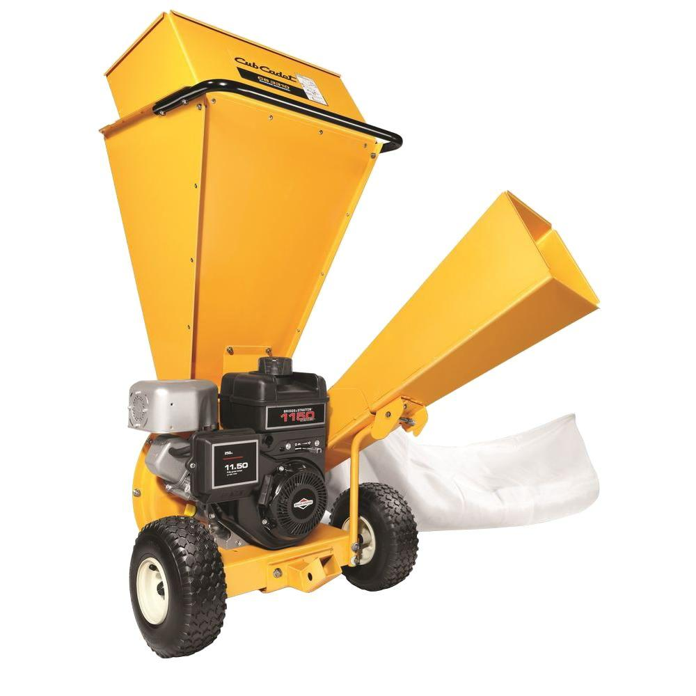 Yard Waste Chipper