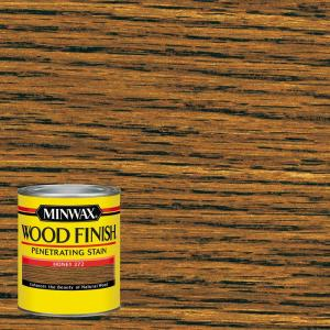Minwax 1 Qt Wood Finish Honey Oil Based Interior Stain