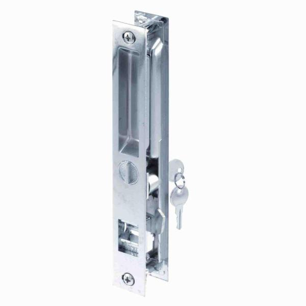 Prime Line Flush Mounted Sliding Patio Door Latch Mechanism C 1076     Prime Line Flush Mounted Sliding Patio Door Latch Mechanism