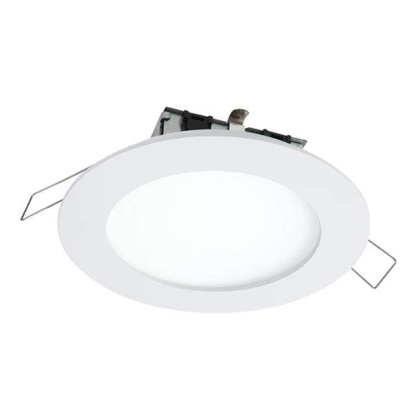Halo SMD DM 4 85 in  Lens White Round Integrated LED Surface Mount     Lens White Round Integrated LED Surface Mount Recessed Ceiling