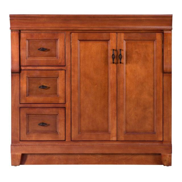 """""""Foremost"""" Naples 36 in. W Bath Vanity Cabinet Only in ... on {keyword}"""