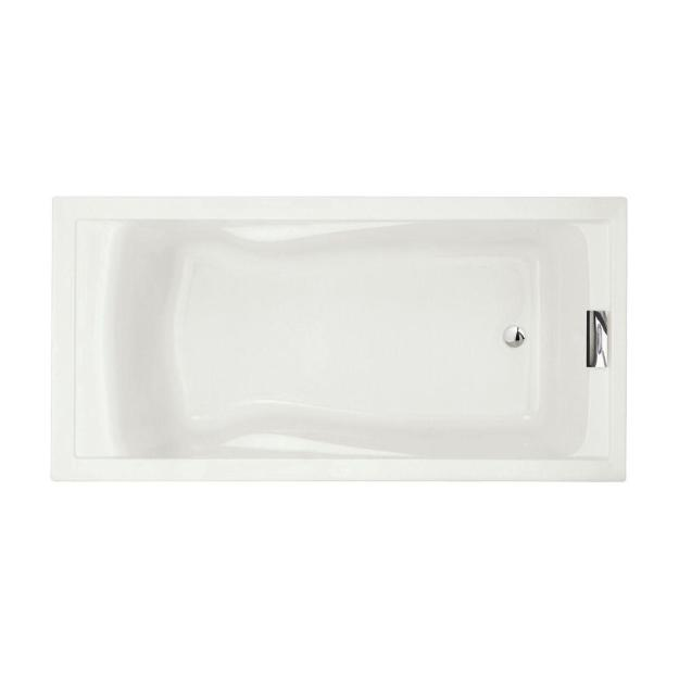 american standard evolution 72 in. x 36 in. acrylic reversible drain