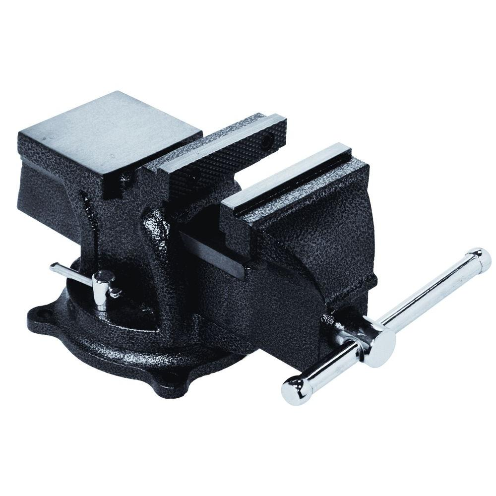 Bessey 4 In Heavy Duty Bench Vise With Swivel Base Bv